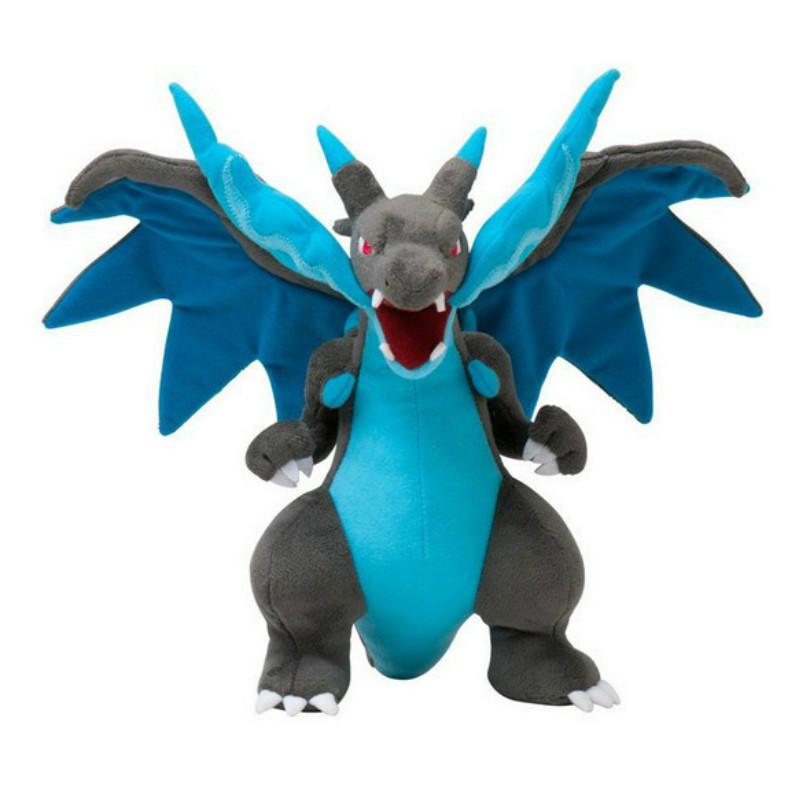 Peluche Mega Dracaufeu Pokémon X